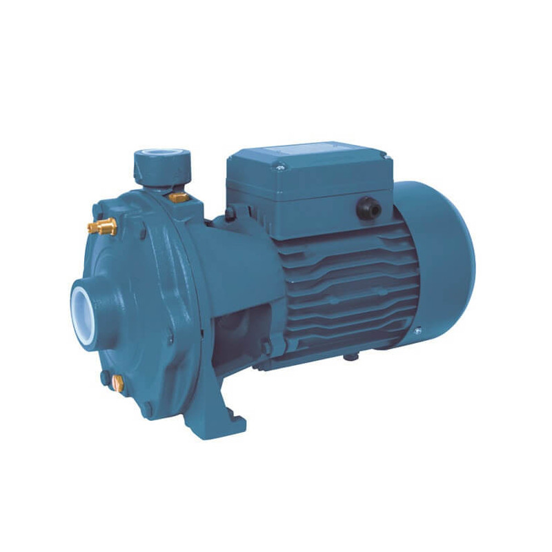 "Bomba de Agua Centrifuga Doble Impulsor 1 1/2"" X 1"" 3HP Para Aguas Limpias AQUASTRONG 2ECM25/160A"