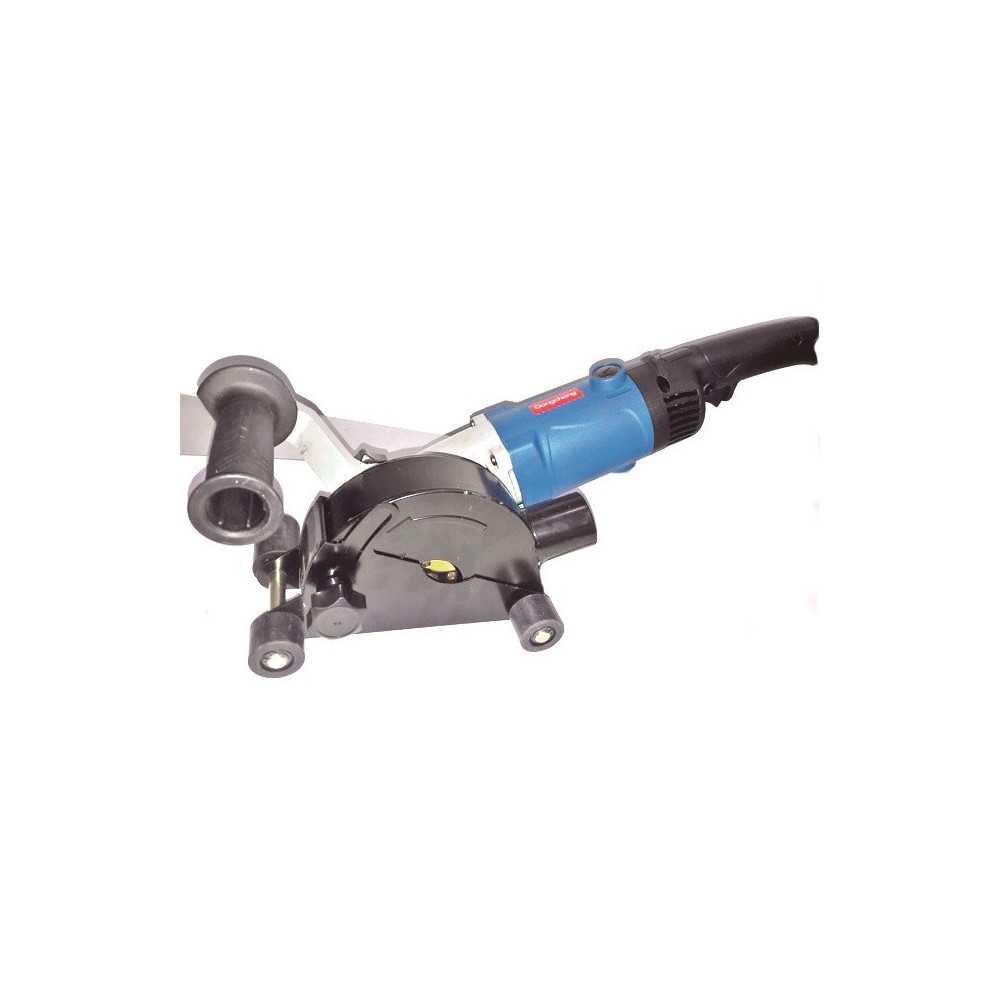 Ranuradora de Concreto 1400W -150 MM - 30/32 MM - 7000 R.P.M. DONGCHENG DZR02-150