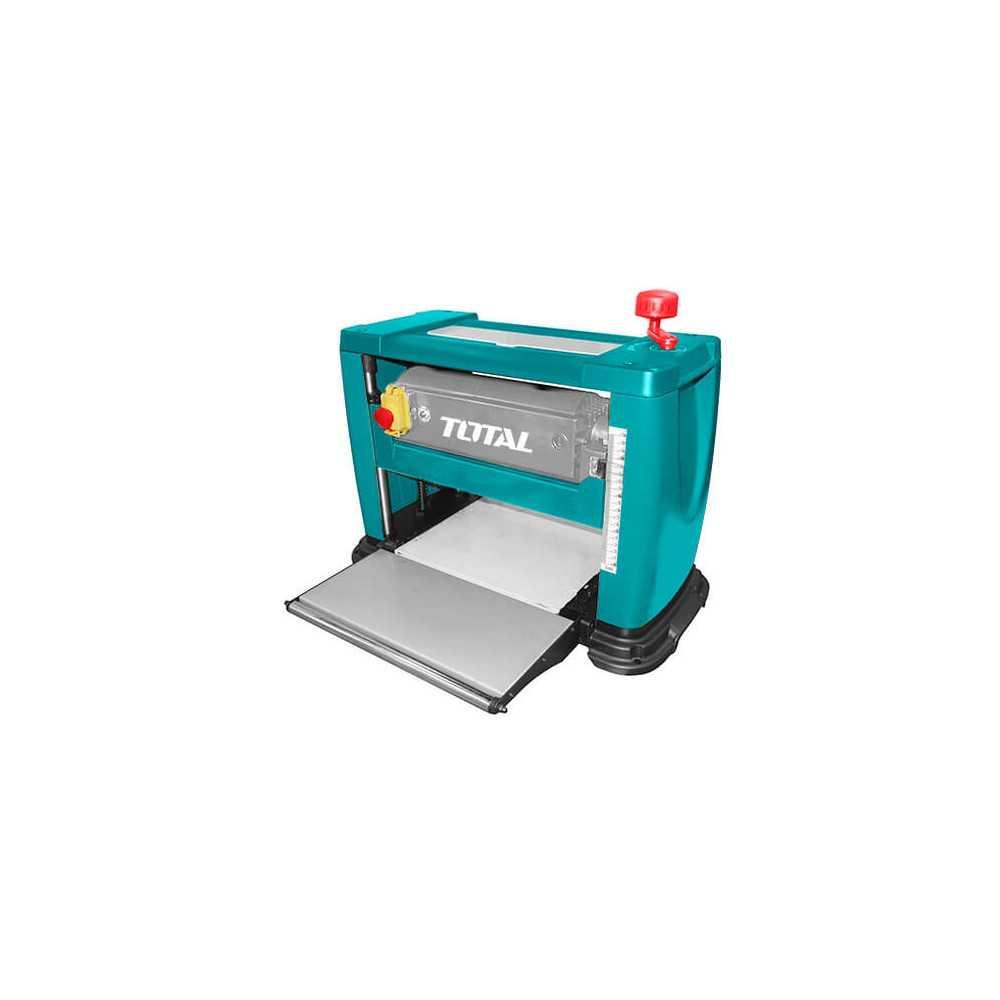 Cepillo de Banco Electrico 1500W 127x318MM. Total Tools TTKP15001