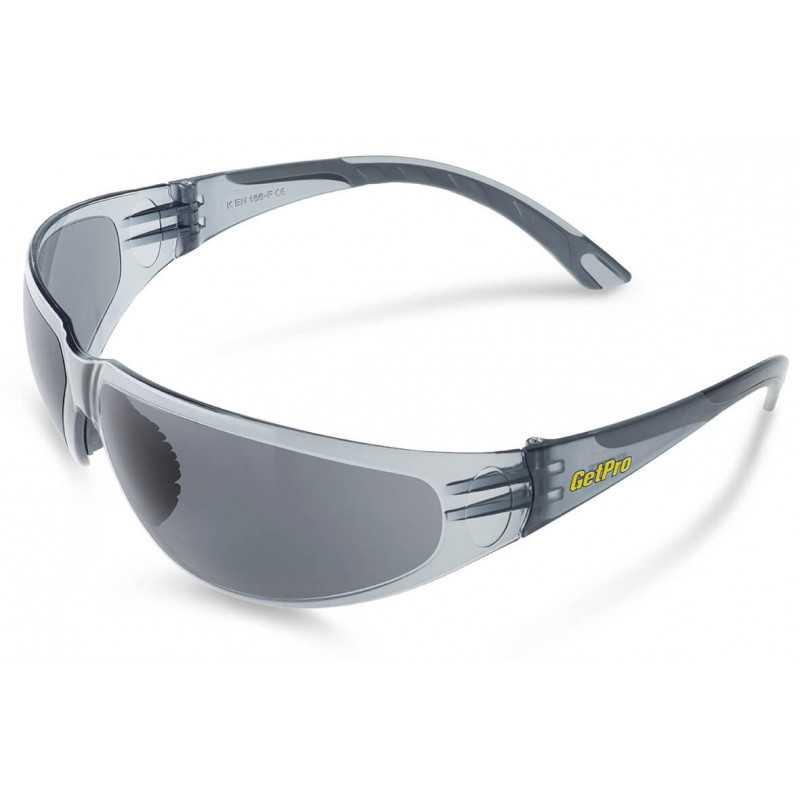 Lente de Seguridad Protección UV FREEZE GREY 2210T1-AF Getpro 102177