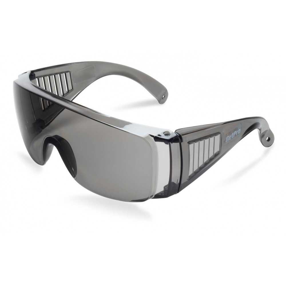 Lente de Seguridad Protección UV B-COVER GREY SF-1 S Getpro 141806