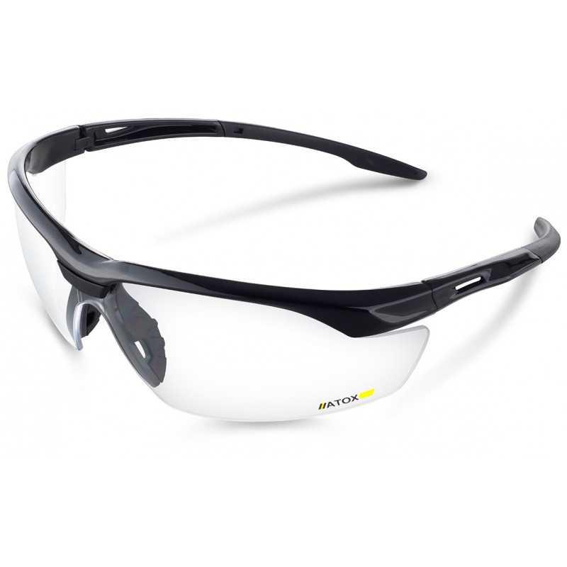 Lente de Seguridad Protección UV DALLAS CLEAR 1152-AF Atox 111431