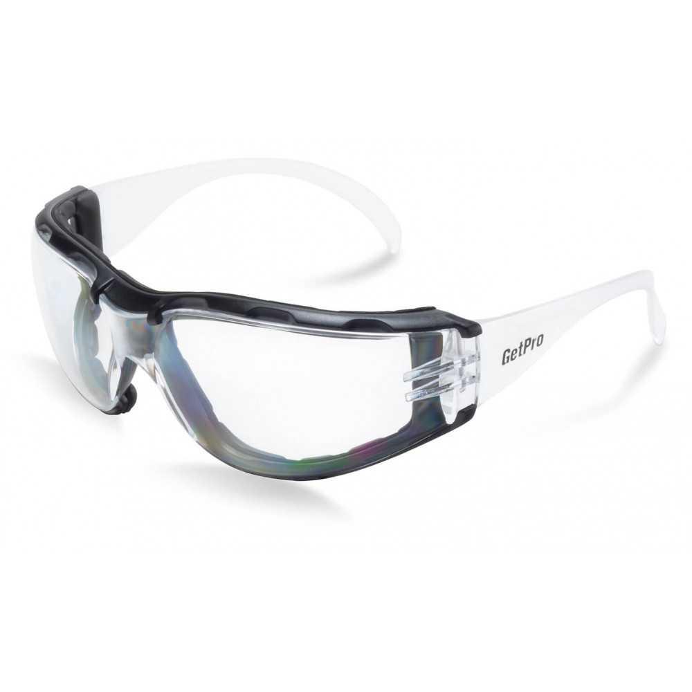 Lente de Seguridad Protección UV B-FOAM CLEAR SF121-1 Getpro 141807