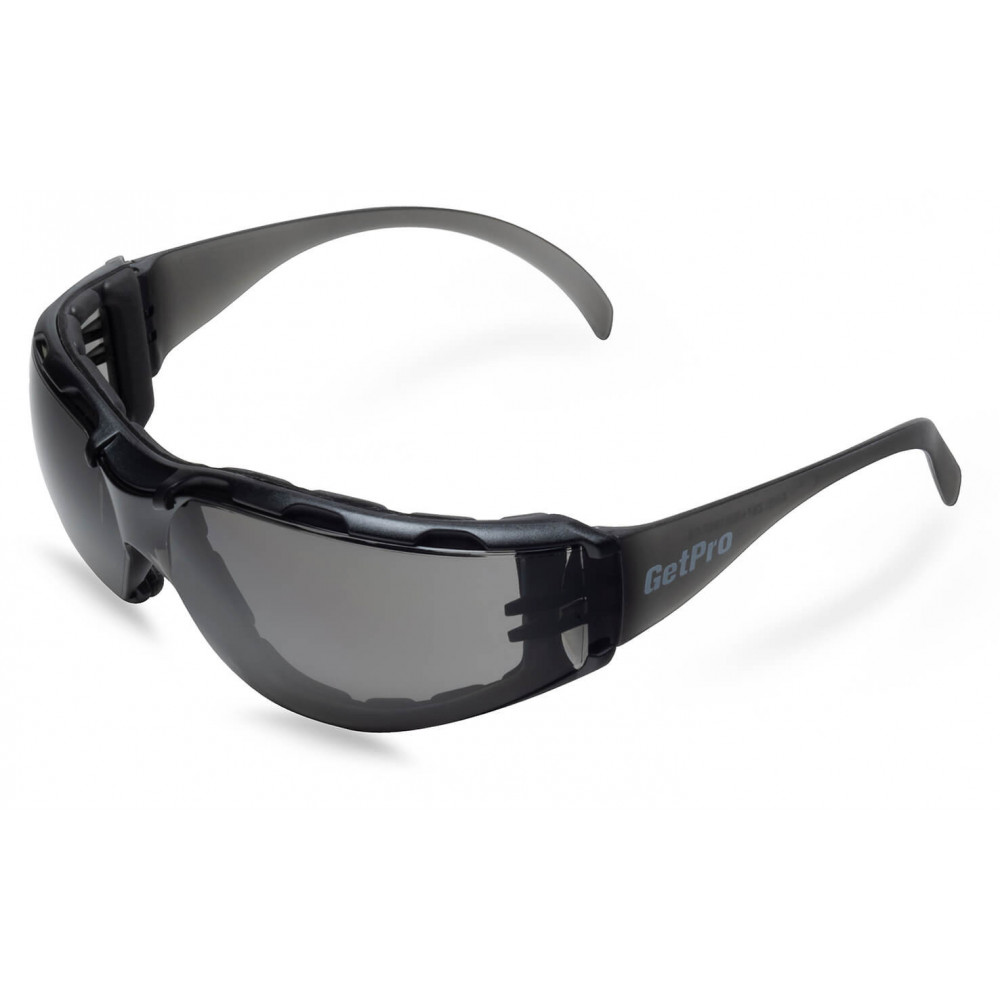 Lente de Seguridad Protección UV B-FOAM GREY SF121-1 Getpro 141808