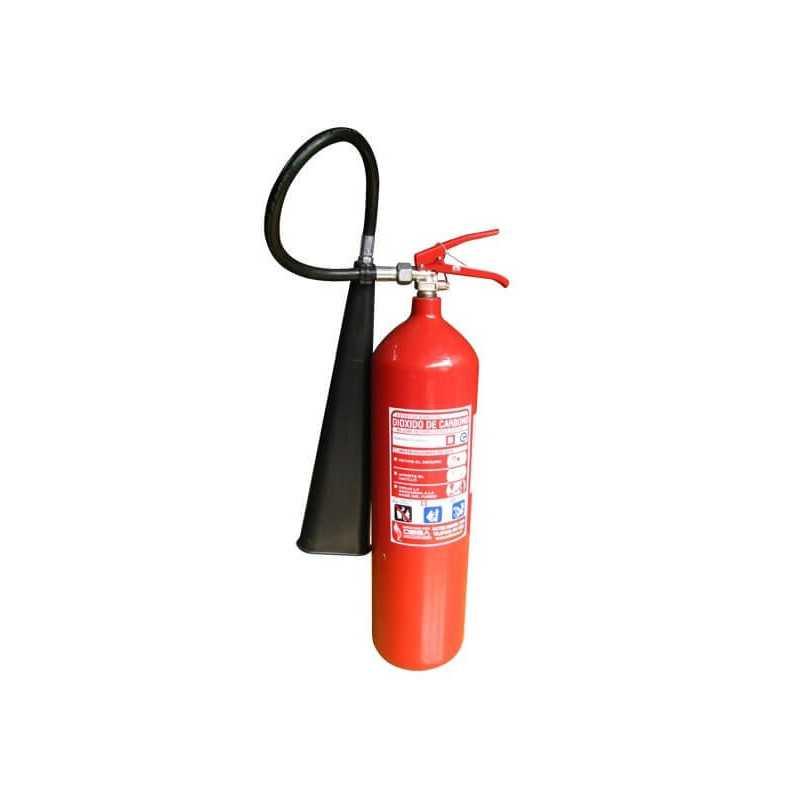 Extintor CO2 5 KG Para Incendios BC Exanco 135475