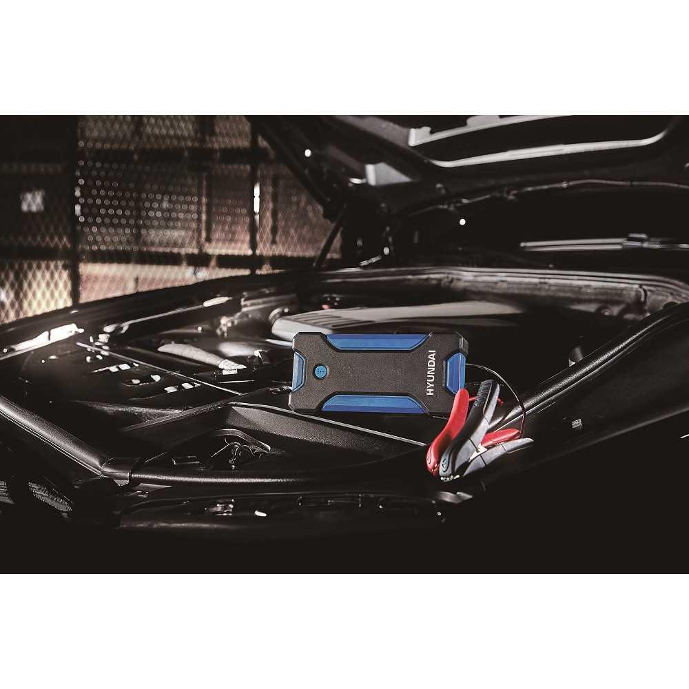 Arrancador de Batería y Suministro de Energía 12V Hyundai 11HYPS-400