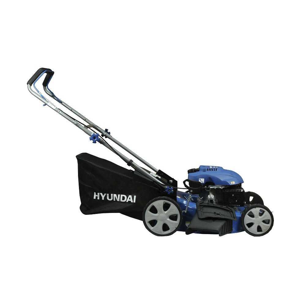 """Cortadora de Pasto Manual 20"""" 5HP 140cc Hyundai 82HYGM51P"""