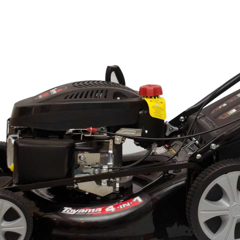 Cortadora de Césped Con Tracción 173CC 5.75HP 60L TLM510TRMS-60 Toyama 404-007