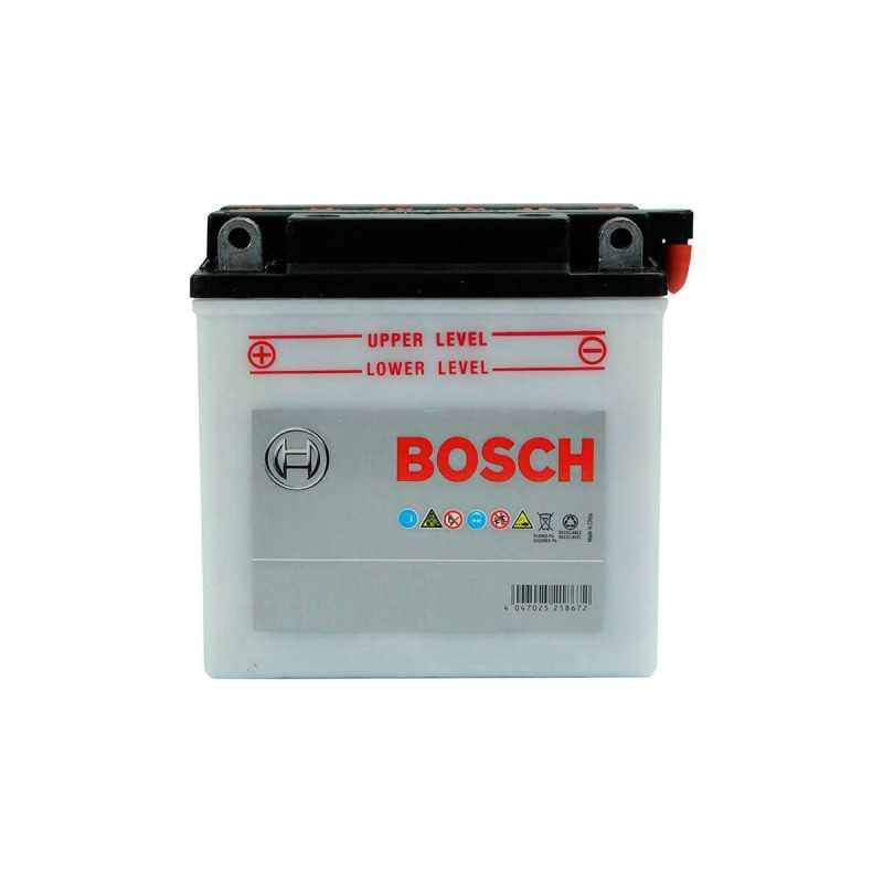 Batería de Moto 12V 7Ah Positivo Derecho M4 Bosch 3912N7-3B