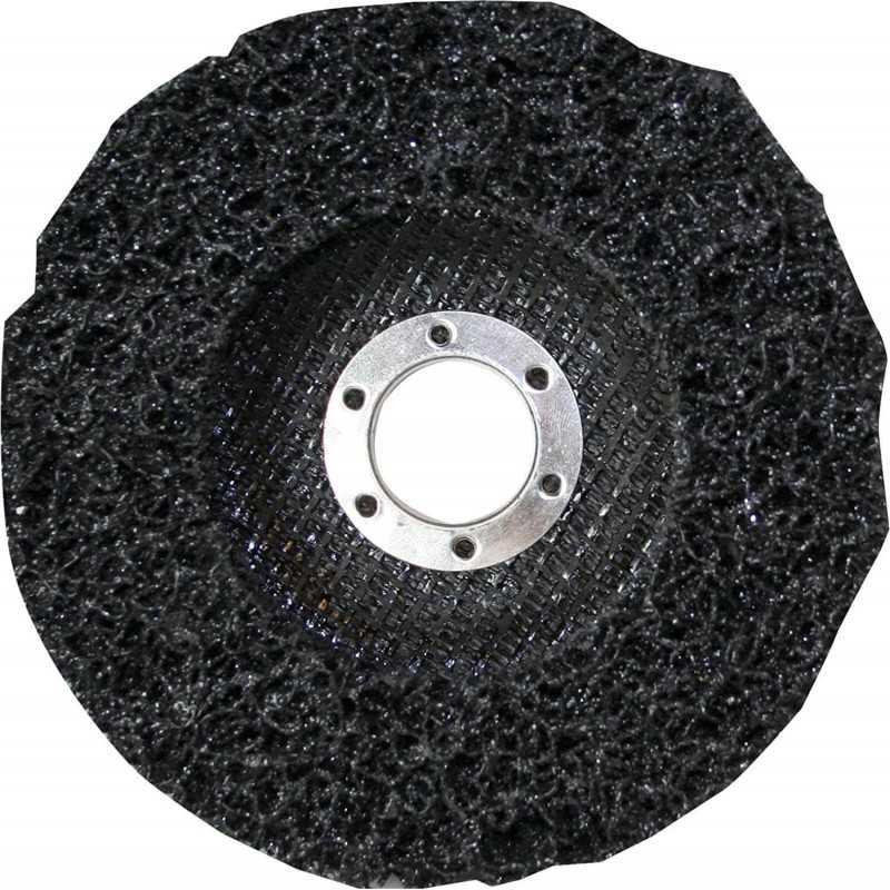 Disco Limpiador Fibra Negro 115x22.23mm Makita B-28977