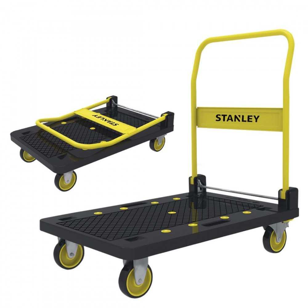 Carro de Carga Polipropileno 250Kg PC509 Stanley 571059