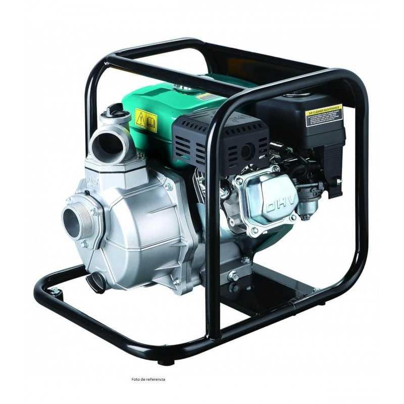 "Motobomba a Gasolina 2""x2"" 6.5HP LGP20-2H Para Agua Limpia Leo 105763"