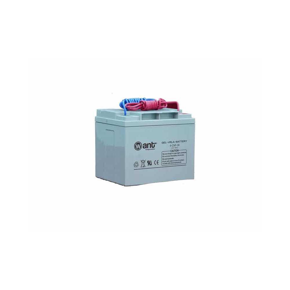 Batería de Gel 38AH 12V CNF Want Energia 34946