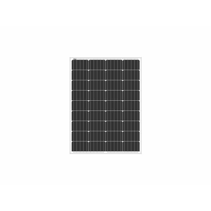 Panel Solar Monocristalino 100W 900x670x30mm Want Energia 34888