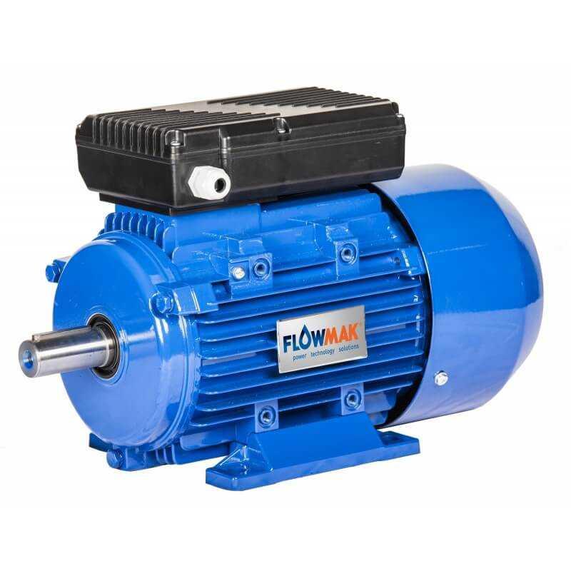 Motor Eléctrico 2HP 220V 2 Polos Flowmak 201107