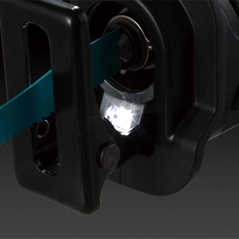 Sierra Sable Inalámbrica 32mm XGT 40Vmax BL Motor XPT (Sin Batería Ni Cargador) Makita JR001GZ
