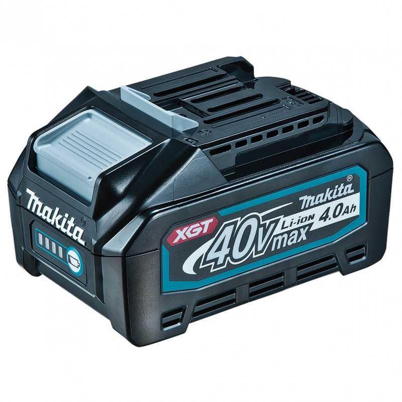Batería Lion-max 40V 4.0Ah XGT BL4040 Makita 191B26-6
