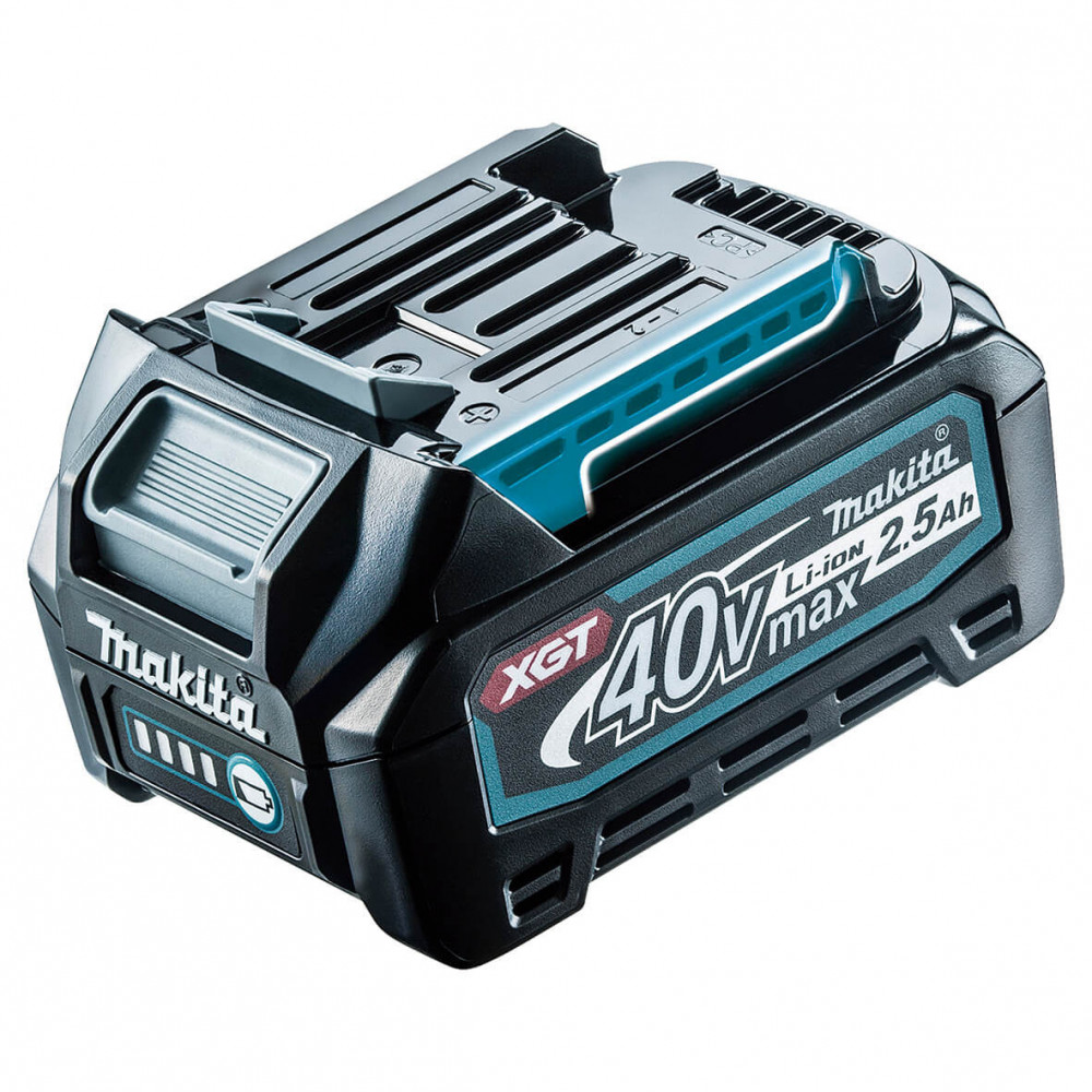 Batería Lion-max 40V 2.5Ah XGT BL4025 Makita 191B36-3