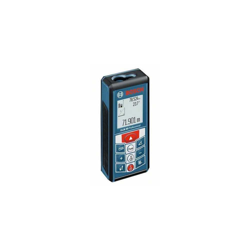 Medidores de distancia Laser Bosch GLM 80