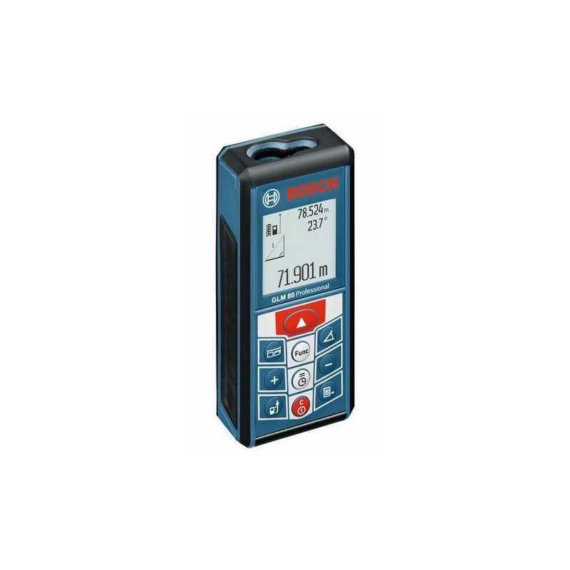 Medidor de distancia Laser Bosch GLM 80