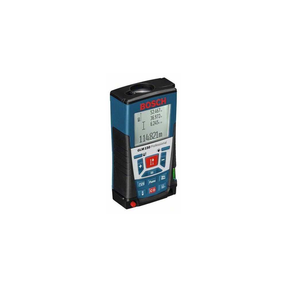 Medidores de distancia Laser Bosch GLM 150