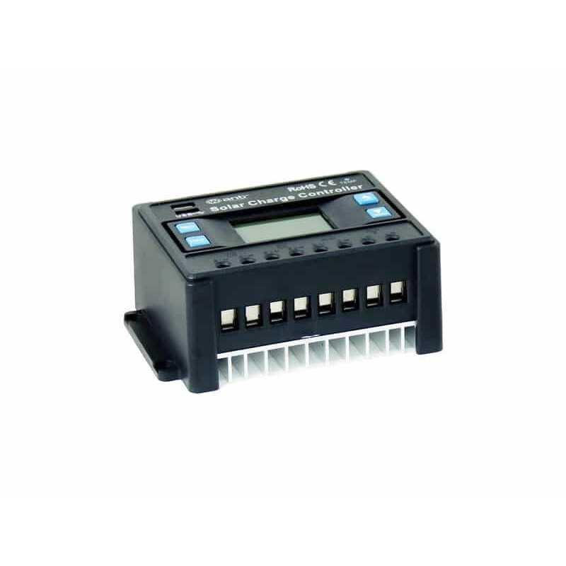 Regulador de Carga PWM 12/24V 20A Want Energia 34978