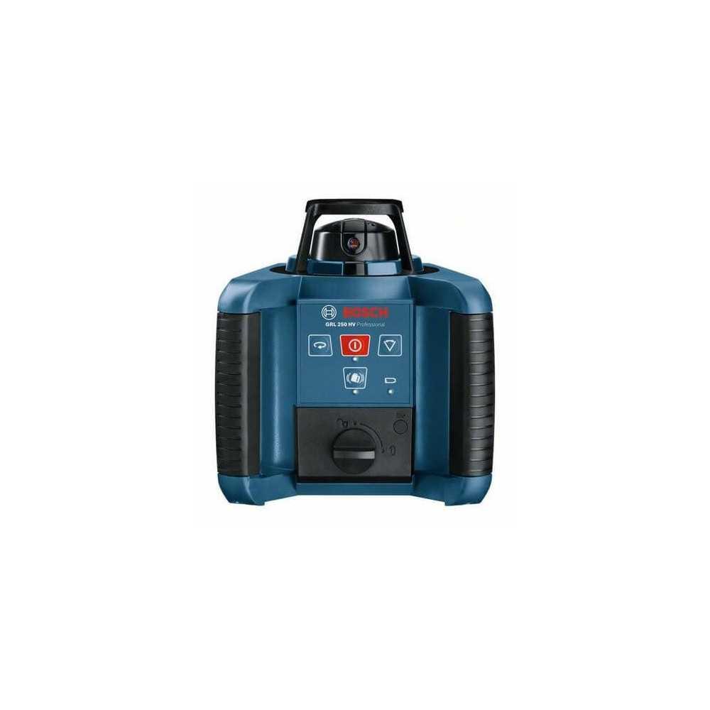 Bosch Niveles laser Rotativos Automaticos Cod GRL 250 HV