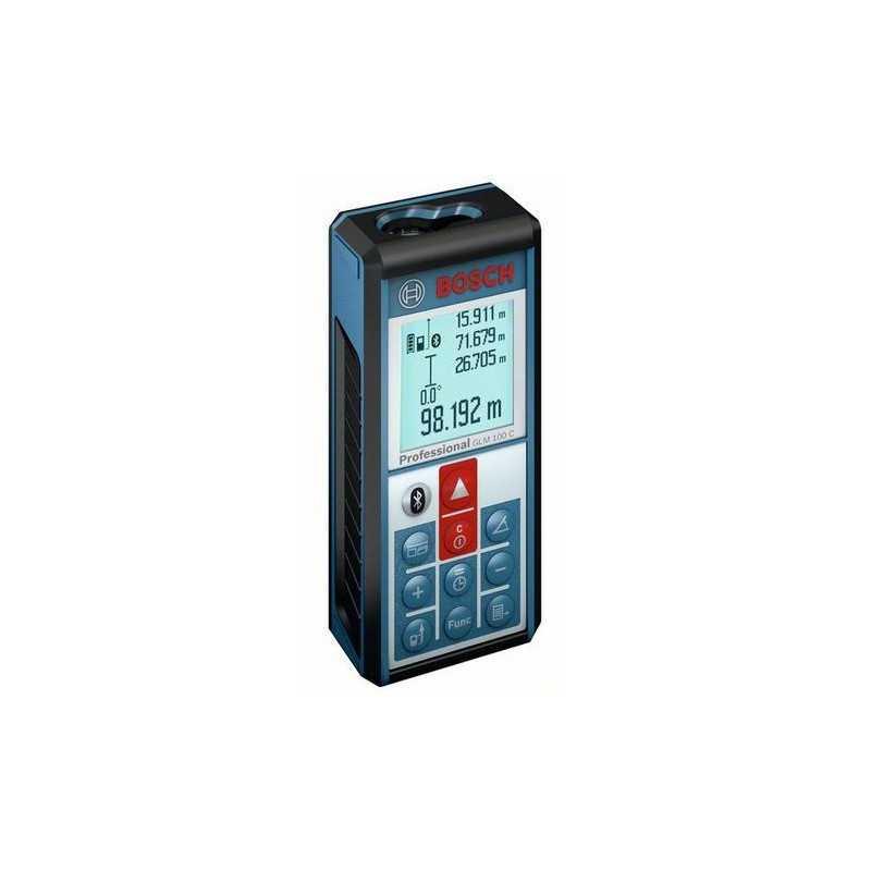 Medidores de distancia Laser Bosch GLM 100