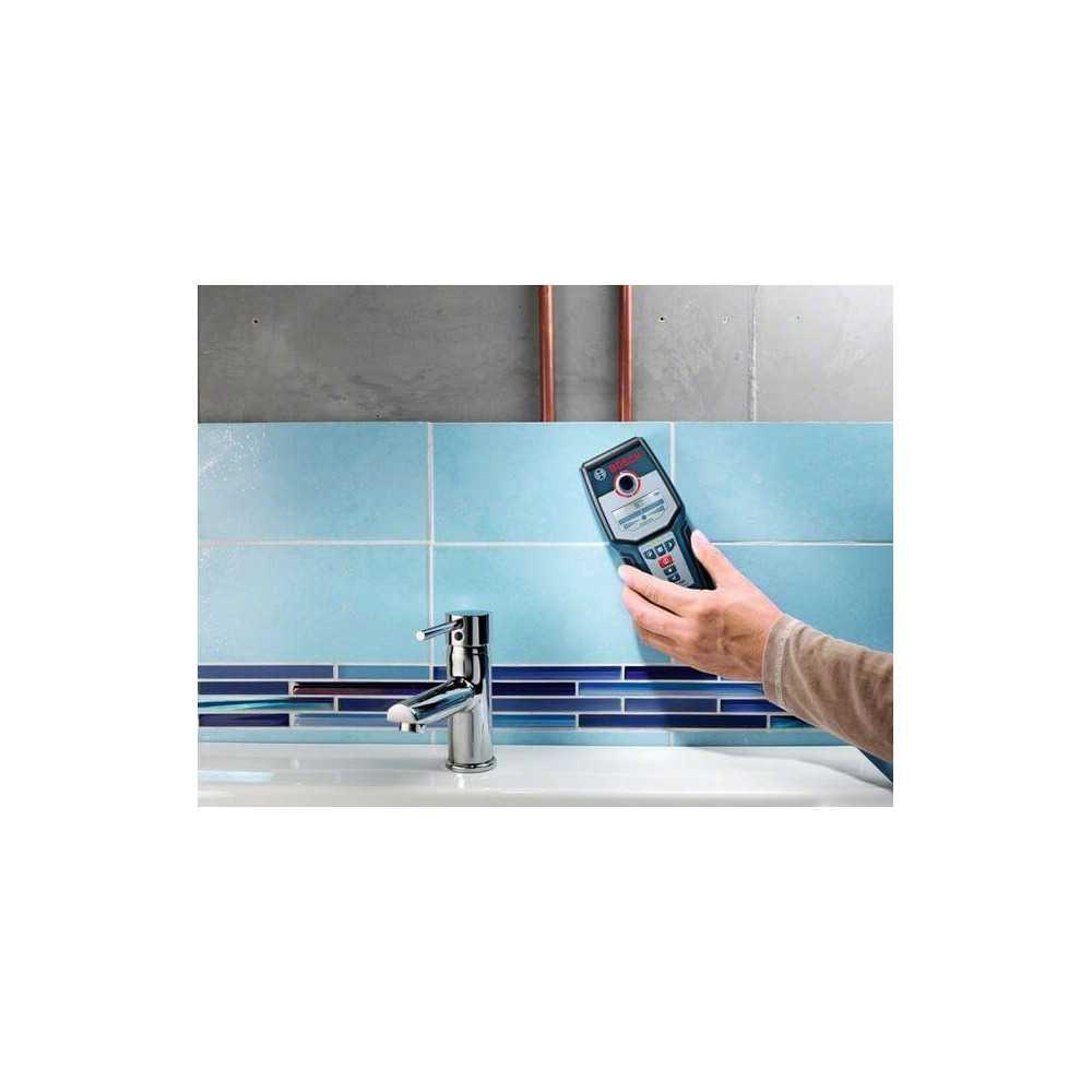 Detector de materiales Bosch GMS 120