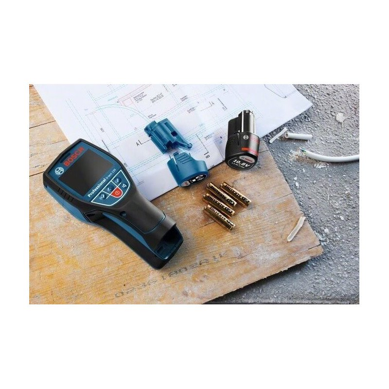 Detector de materiales Bosch D-TECT 120