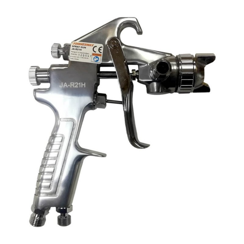 Pistola de Pintar Boquilla 1.3 mm 0.4 Lts JA-R21H Jonnesway MI-JON-053925