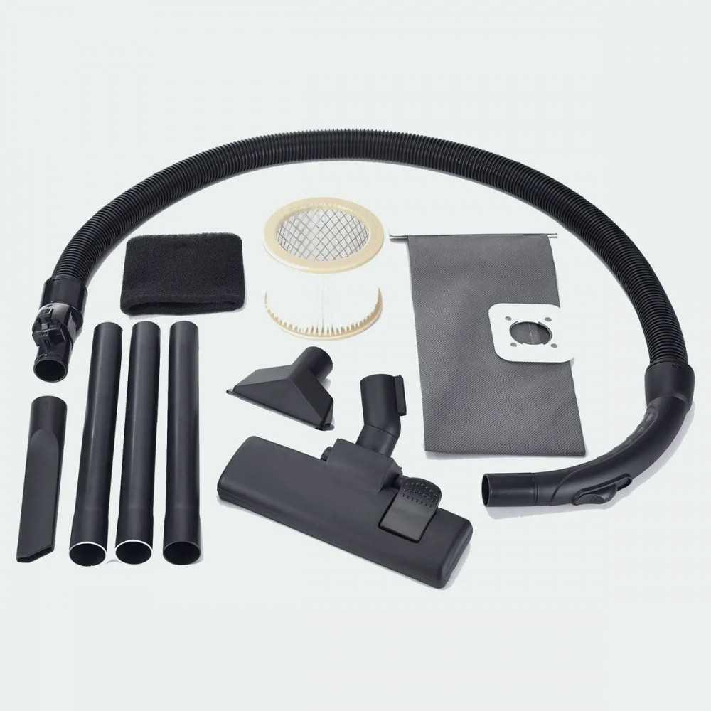 Aspiradora 10 L Polvo y Agua 1200 W + Accesorios Black&Decker BDWD10-B2C