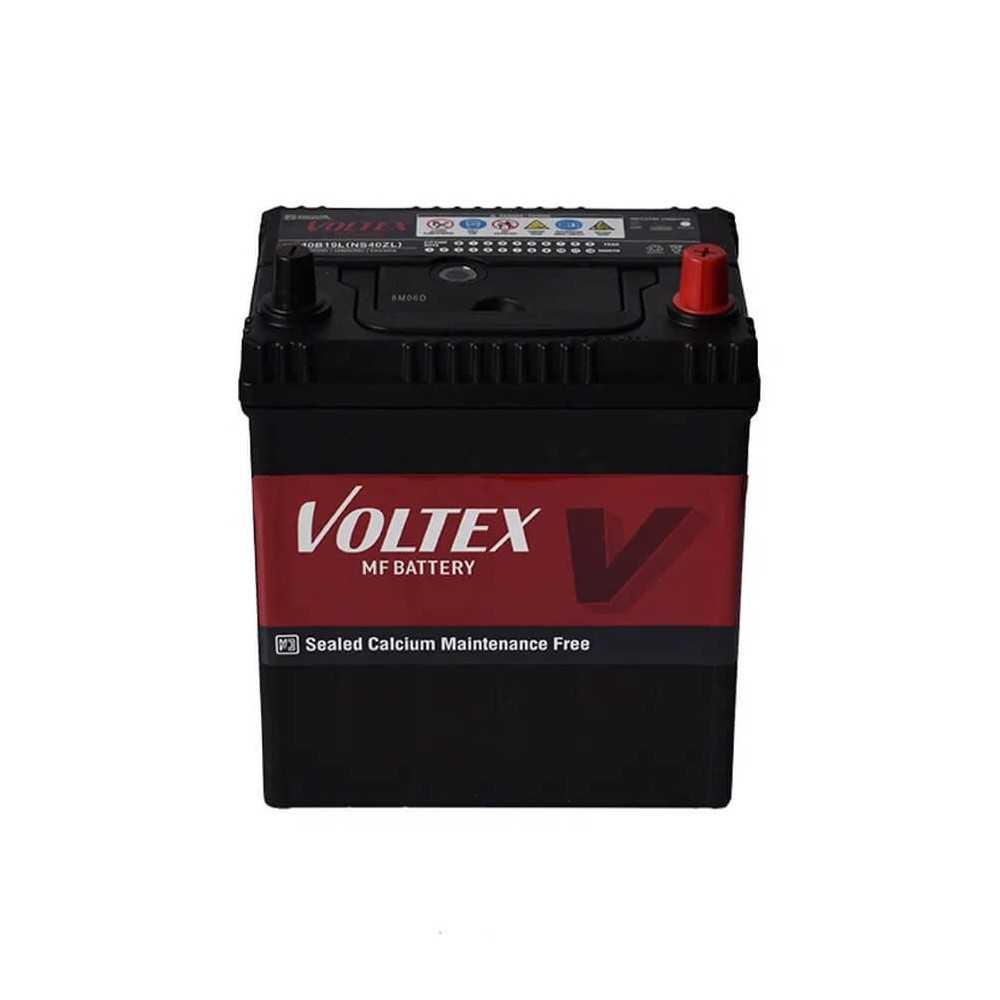 Batería de Auto 35AH Positivo Derecho CCA 300 NS40ZLS Voltex 601153