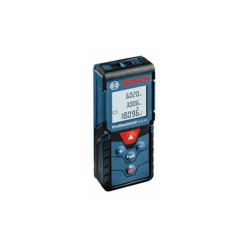 Medidores de distancia Laser Bosch GLM 40