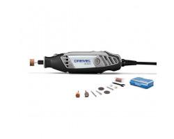 Dremel Rectificador multipro 3000 + 1 Adimento + 10 Accesorios Cod 3000/10 ACC