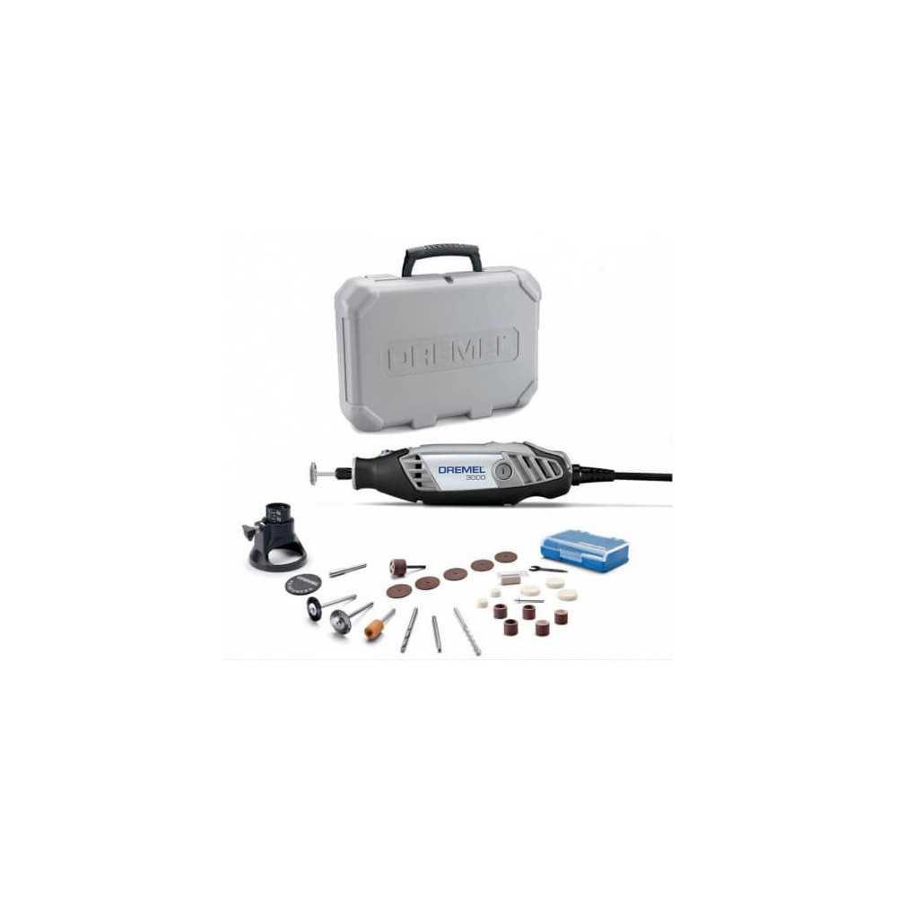 Rectificador multipro 3000 + 1 Adimento + 26 Accesorios Dremel 3000 1-26 ACC