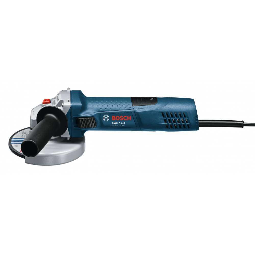 Esmeril Angular 4 1/2 720W  Bosch GWS 7 - 115