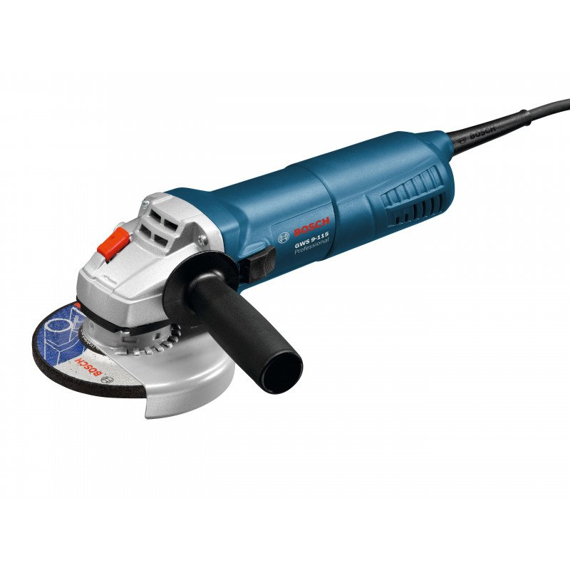 "Esmeril Angular 5"" 900W Bosch GWS 9 - 125"