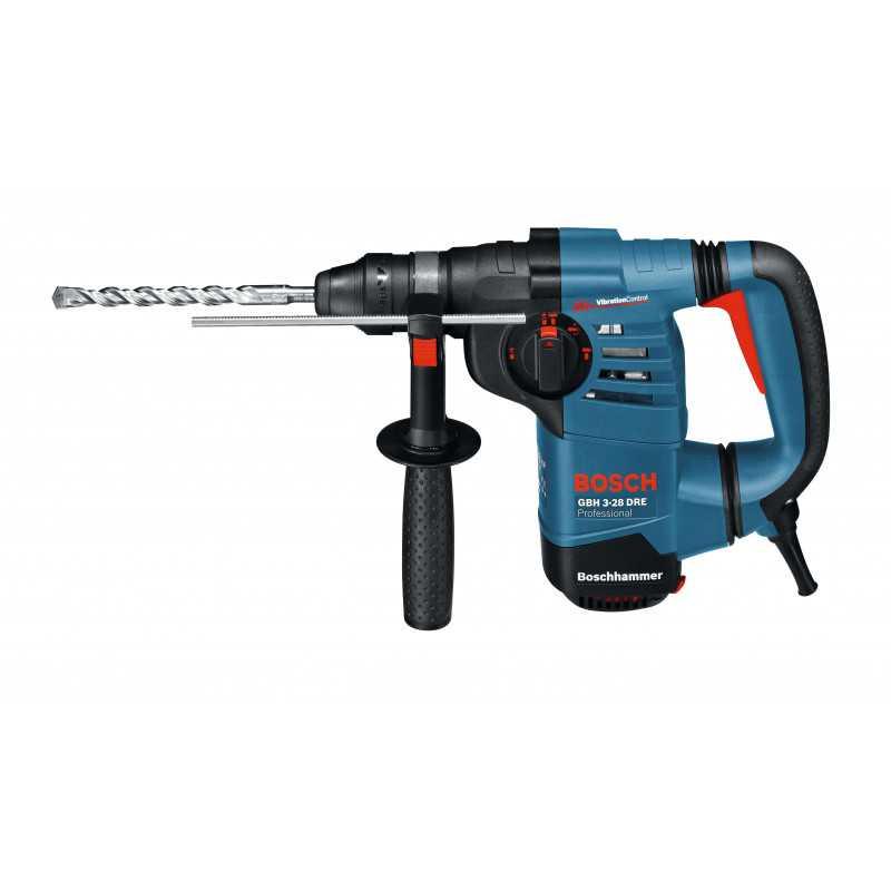 Martillo Perforador 800W 3,5 J 4000 gpm 3,5 kg Bosch GBH 3-28 DRE