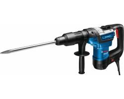 Martillo Perforador 1100W 8,5 J 2900 gpm 6,8 kg Bosch GBH 5-40 D