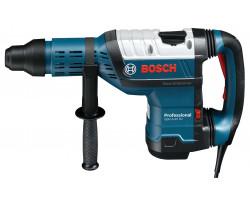 Martillo Perforador con SDS-Max 1500W 12,5 J 2760 gpm 8,9 kg Bosch GBH 8-45 DV