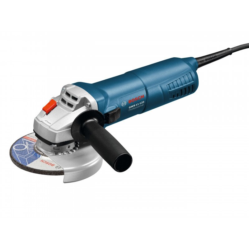 "Esmeril Angular 5"" 1100W 11500 rpm 2,2 kg Bosch GWS 11 - 125"
