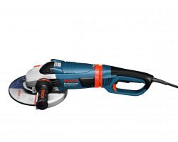 """Esmeril Angular 9"""" 2600W 6600 rpm 5,6 kg Bosch GWS 26 - 230 LVI"""