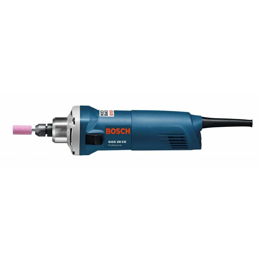 Rectificador 650W 28000 rpm 1,4 kg Bosch GGS 28 CE