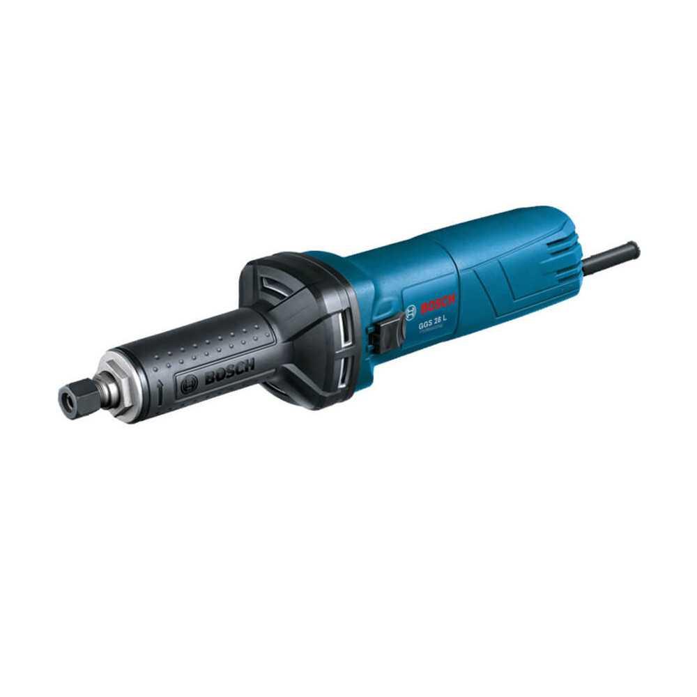Bosch Rectificadora 500 W. 33.000 r.p.m. 1,4 kg Cod GGS 28 L