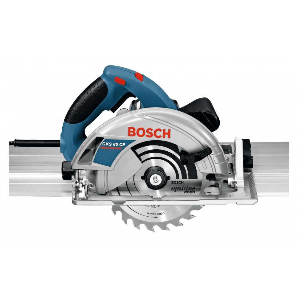 """Sierra Circular 7 1/4"""" 1800W Bosch GKS 65 CE"""
