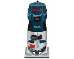 Fresadora de cantos 600W 33000 rpm 1,5 kg Bosch GKF 600
