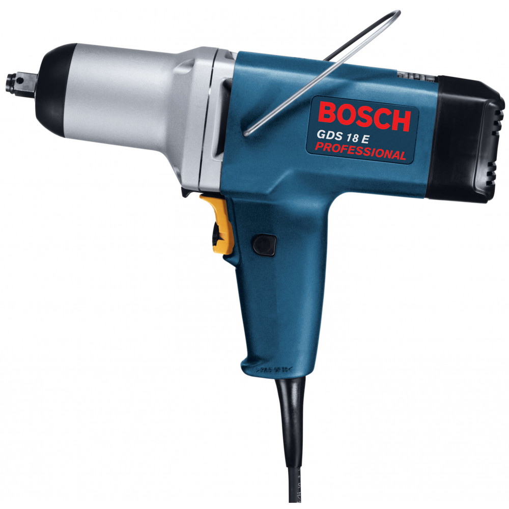 Bosch Llave de impacto 500W. 250 Nm. 1.300 r.p.m. 3,2 kg Cod GDS 18 E