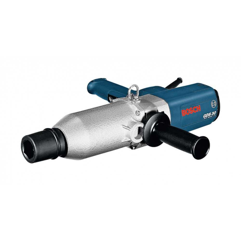 "Bosch Llave Impacto 1"". 920W. 1.000 Nm. 860 r.p.m. 7,3 kg Cod GDS 30"