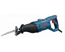 Bosch Sierra Sable 230 mm. 1.100W. 2.700 c.p.m. 3,6 kg Cod GSA 1100 E